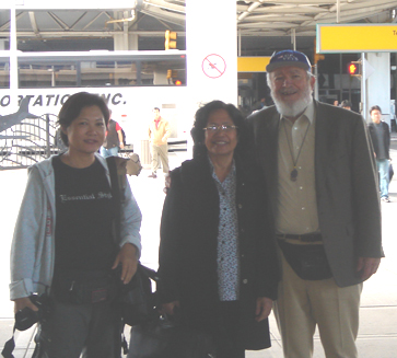 Dr. Phuong at JFK