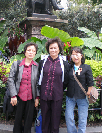 Women's Delegation from Vietnam
