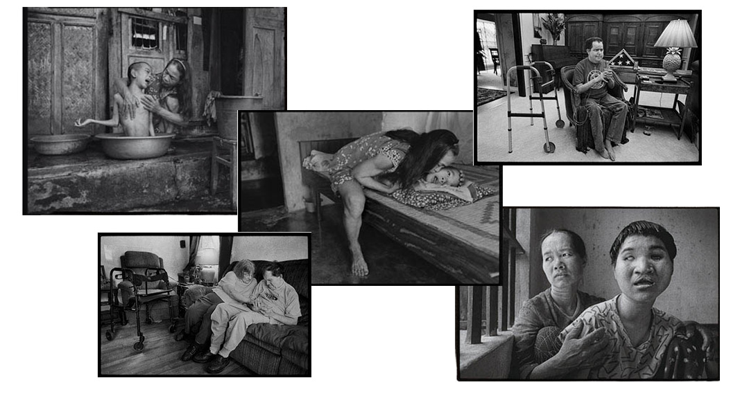 The Vietnam Syndrome in Photographs by James Nachtwey