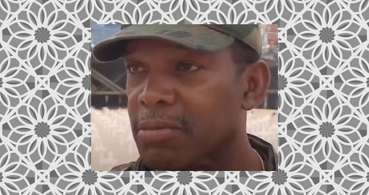 Mubarak Islam Rashid, Vietnam Veteran (1940-2008)
