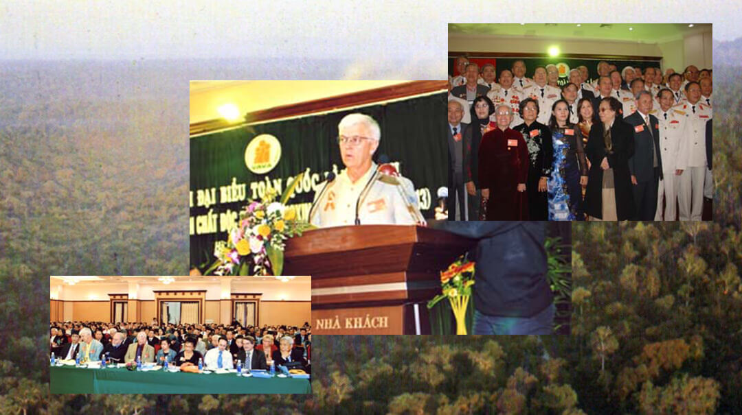 2008 Congress of the Vietnam Association for Victims of Agent Orange/Dioxin; Presentation by Paul Cox