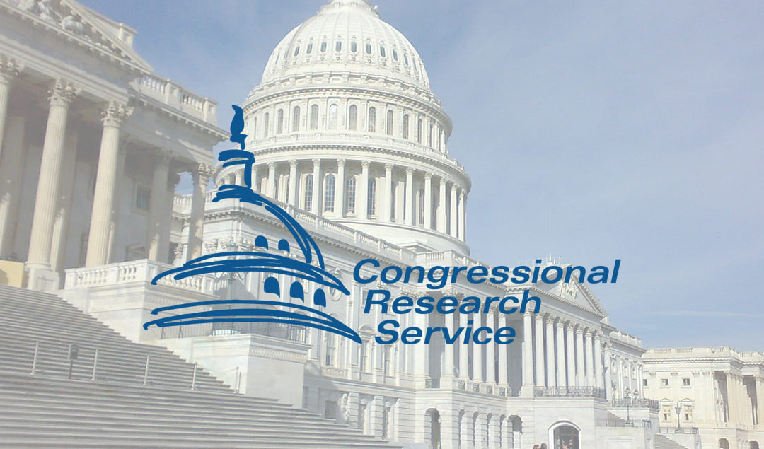 CSR Congressional Research Service