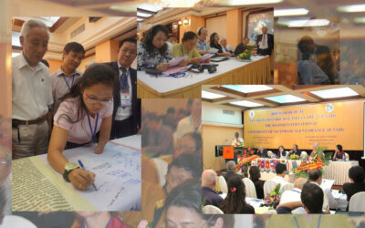 Second Int'l Conference of Victims of Agent Orange/dioxin – Photos