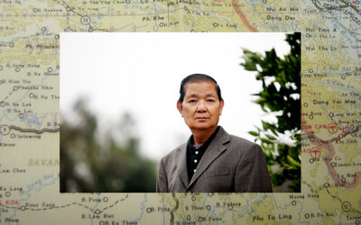 Vietnamese-Americans Soldiers with Agent Orange Poisoning