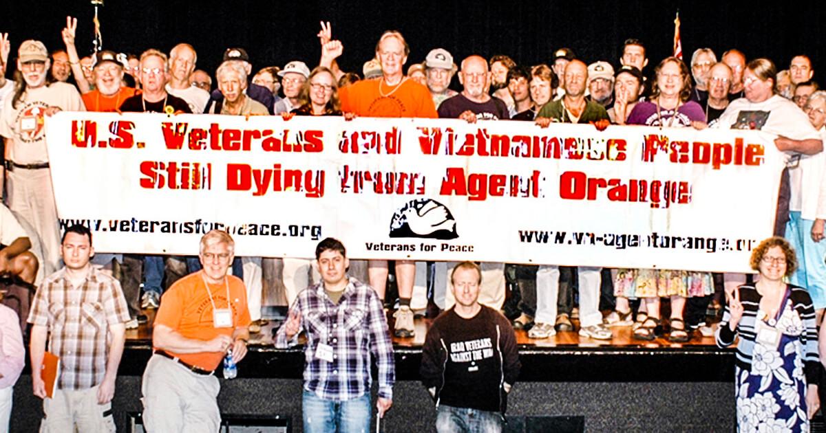 Veterans For Peace's Resolution On Vietnam