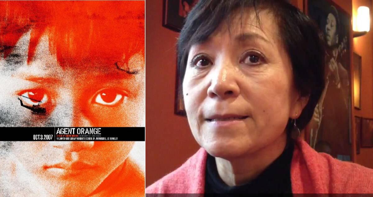 Agent Orange A Personal Requiem by Masako Sakata