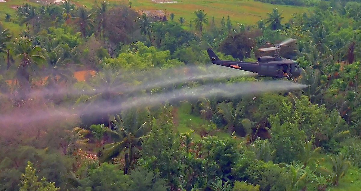 Agent Orange still damaging decades later