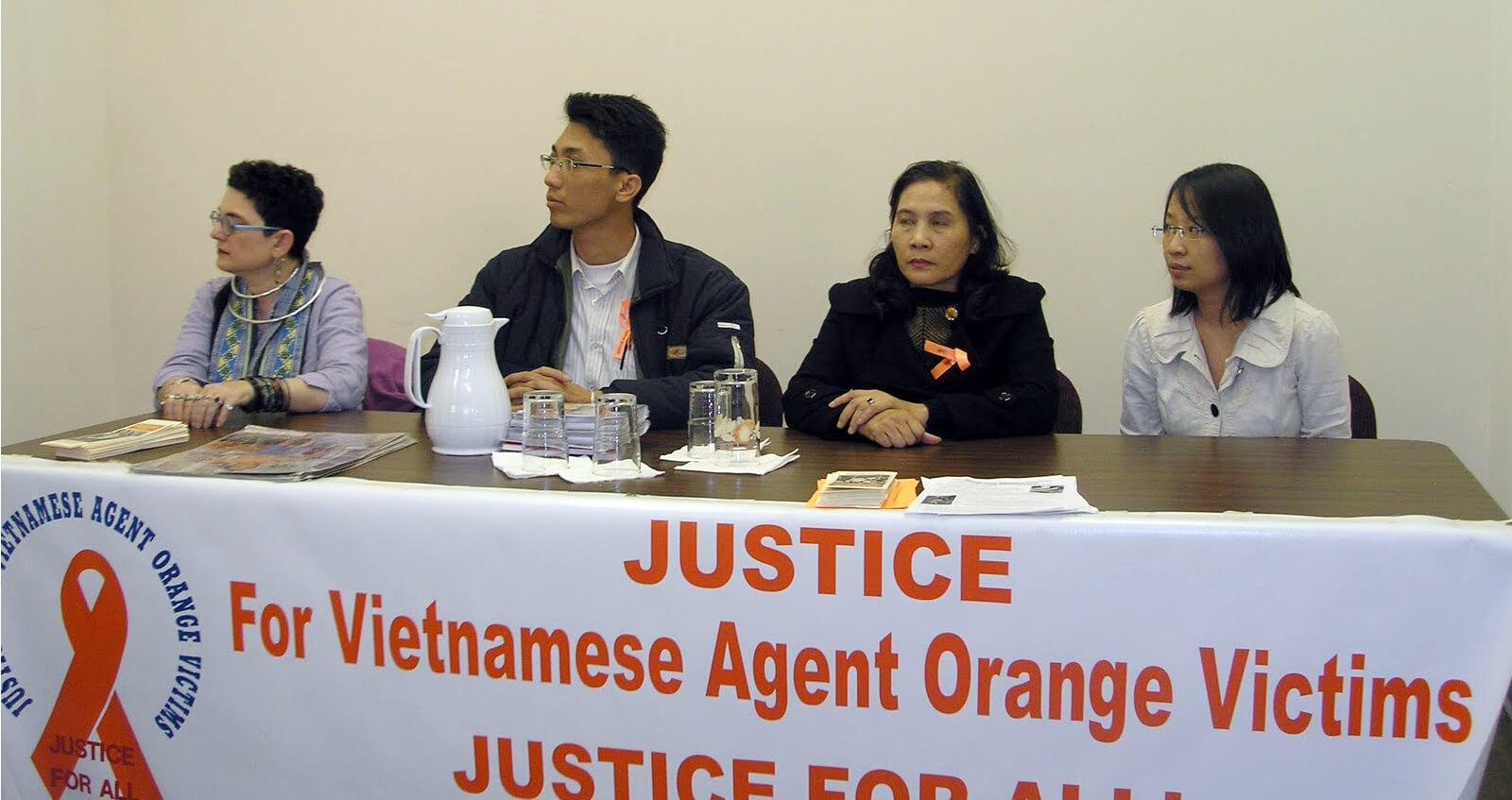 5th Agent Orange Justice Tour 2010