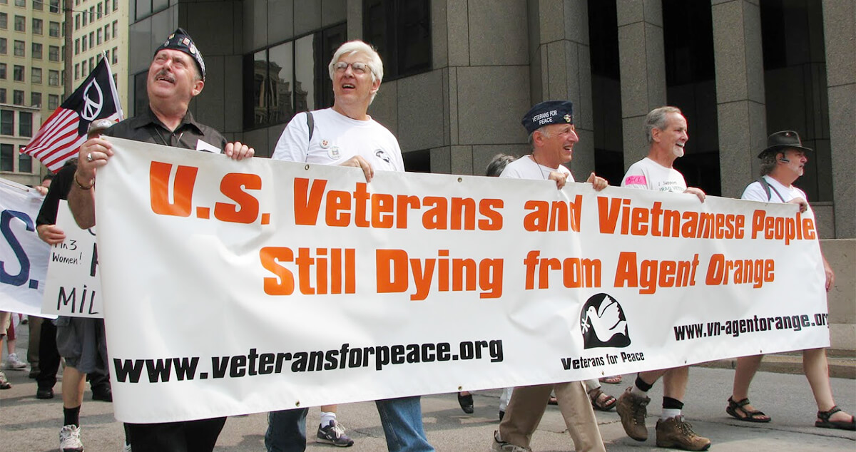 Children of Veterans Are the the Innocent Victims of Agent Orange