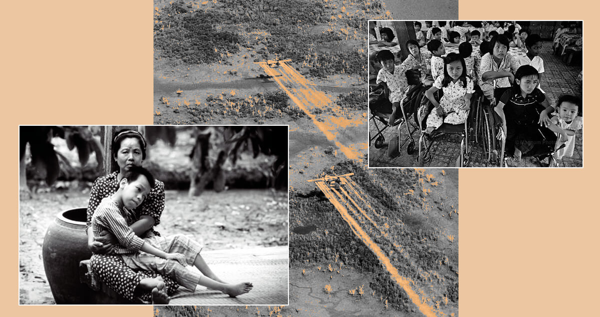 Agent Orange: Terrible Legacy of the Vietnam War