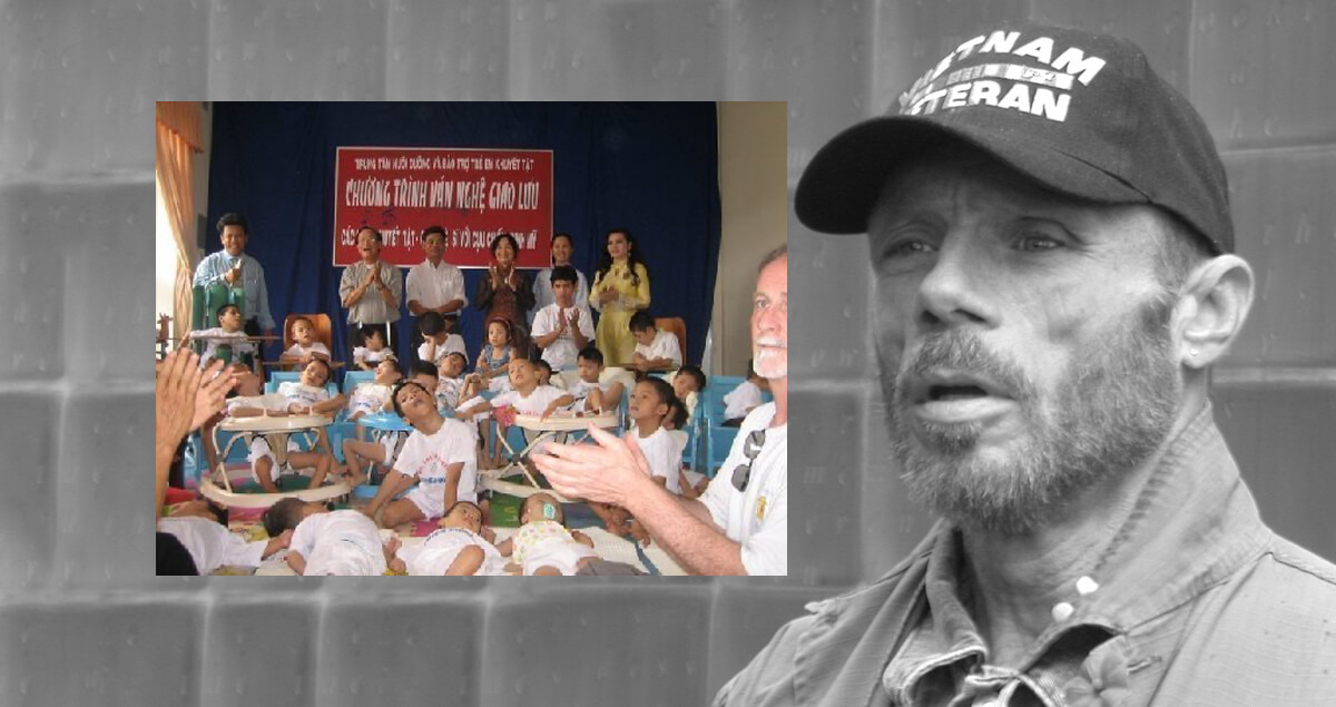 Speech given by David Cline, Int'l Conf. of Agent Orange Victims