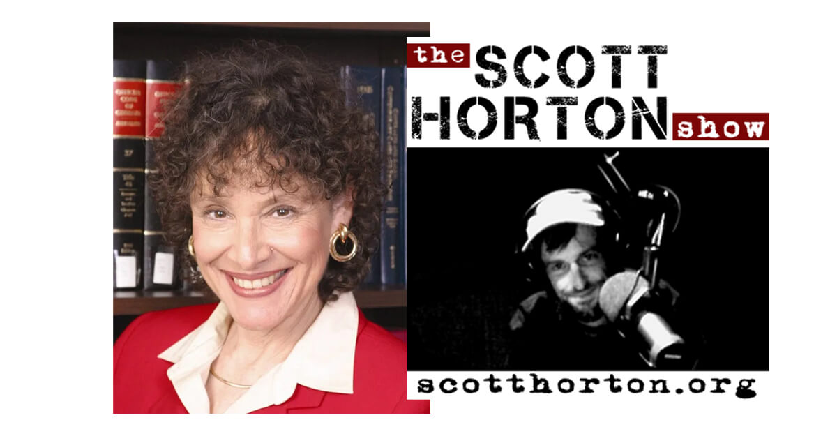 Marjorie Cohn discusses the legacy of Agent Orange on the Scott Horton Show