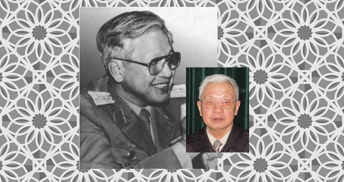 Đặng Vũ Hiệp, Sr. Lt. General (Rt.), VAVA President and Founder (1928–2008)