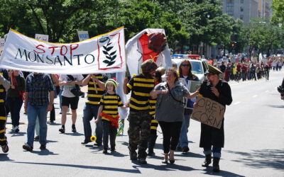 Global March Against Monsanto