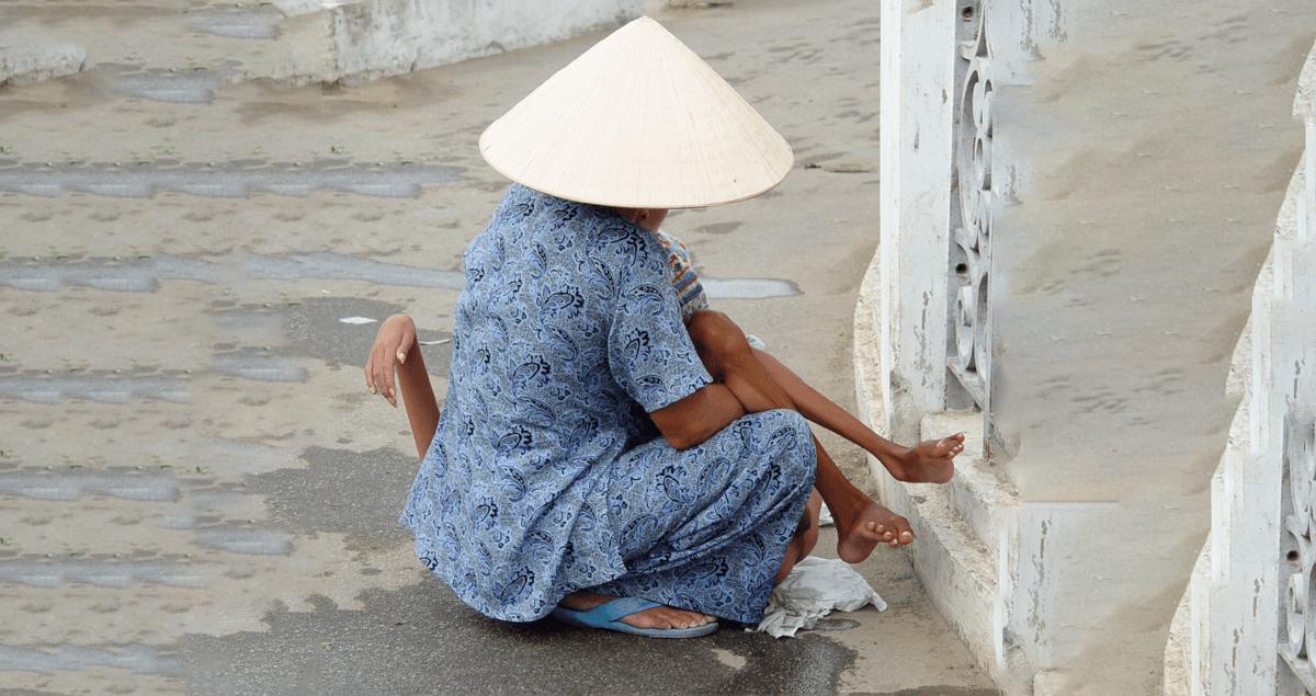 Agent Orange Victims in Central Vietnam