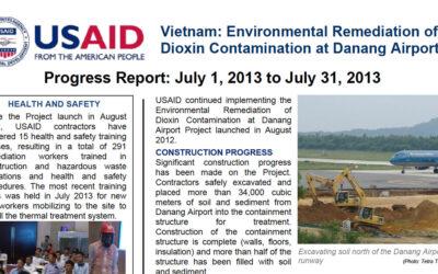 USAID Vietnam Danang Airport Remediation Report