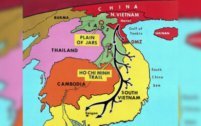 Chronology of the Vietnam War and the Anti-Vietnam War Movement in the U.S.