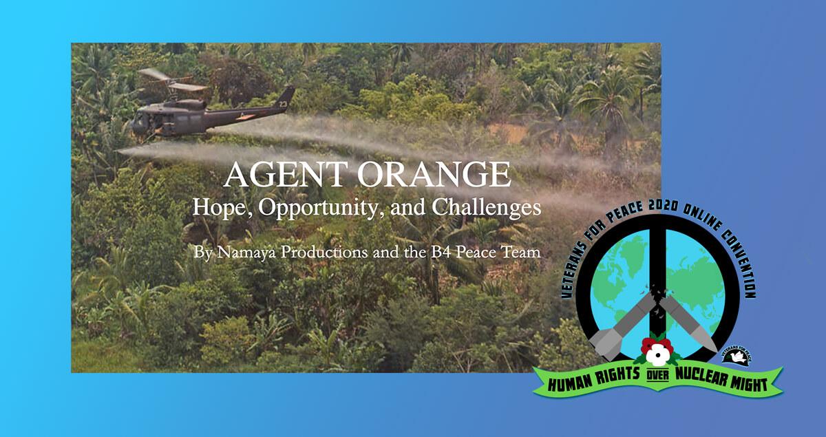 Namaya on Agent Orange and UXO