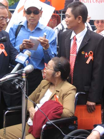 June 18, 2007 Appeals Court Rally