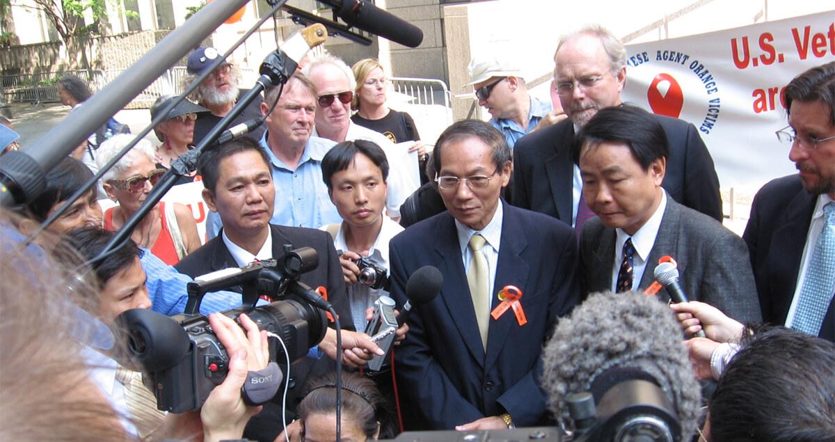 Second Vietnam Agent Orange Justice Tour, June 10-28, 2007