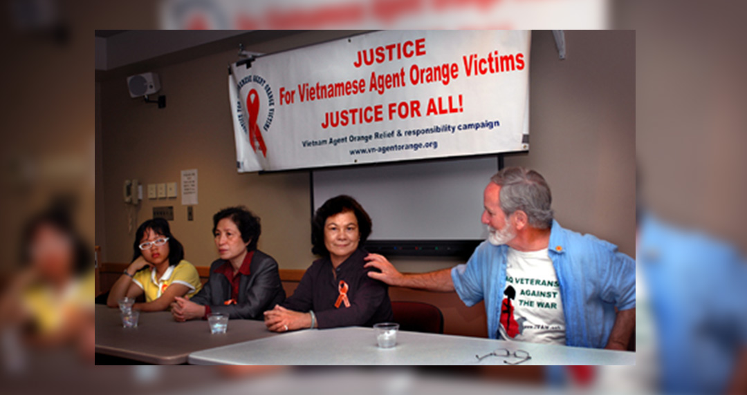 2008 Agent Orange Justice Tour in  Pittsburgh, PA