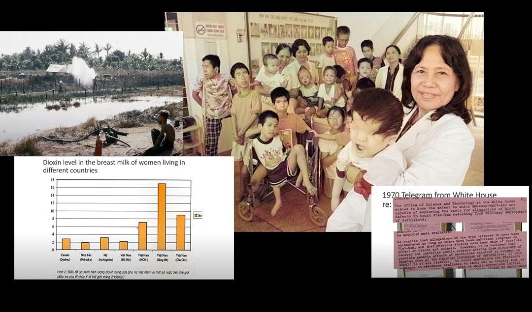 VFP Workshop on Agent Orange: Lasting Legacy of The American War In Vietnam